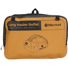 Marmot Long Hauler Duffel Medium, scotch/black